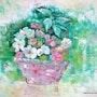 Composition florale. Patrick Nevoso