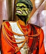 Hulk Lempika…. Jean Lou G
