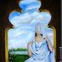 La princesse de l'oasis The princess of the oasis. Daisy Masson