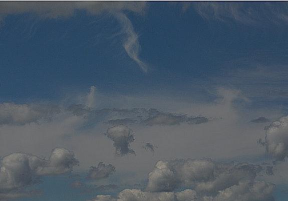 Le ciel comme un tableau. Sylvie B Mite02