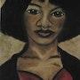 Autoportrait: il fut un temps…. Evelyne Patricia Lokrou
