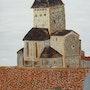 Eglise de Sauveterre. Yann Lefebvre