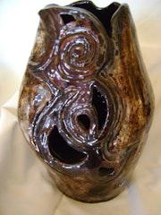 Vase céramique » Silabe ».
