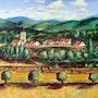12-2001-01-Un village. Gérard Prudent