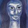 Oh, bleue!. Evelyne Patricia Lokrou