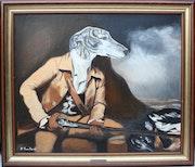 «Don Juan du Terrier des Haies - Le chasseur».
