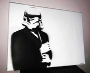 Stormtrooper Star Wars.