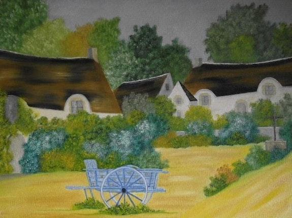 La ferme d'Angèle. Gerard Flohic Gerard Flohic