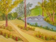 Le pont de Saint Thomas. Gerard Flohic