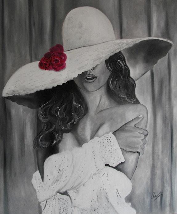 Le chapeau blanc. Nadia Nadia