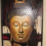 Thai bouddha. Chryss Durand