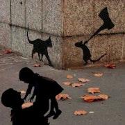 Les ombres racontent des histoires. Marie Carteron