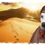 Inspecteur Mac Aron du désert. Marie Carteron
