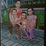 Paten Familie. Sprathoff