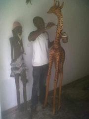 Girafe. Cherche Partenaire