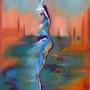 Silhouette de femme. Corinne Schindler