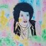 Jimi Hendrix.. Ghislaine Phelut