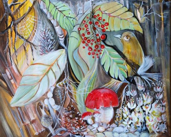 L'oiseau chapardeur. Relindis Relindis