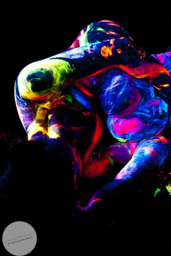 Black Light Impressionism So 3. Marc Mercier Marc Mercier Photography