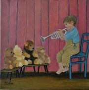 Concerto pour oursons. Marie Colin