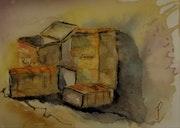 Les vieilles boites. Jean-Pierre Lemoine