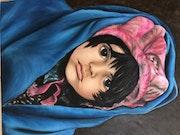 Petite fille afghane 2.
