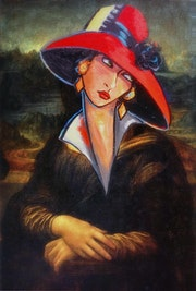 Mona fauve…. Jean Lou G