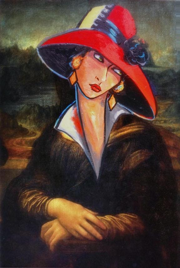 Mona fauve…. Jlg Jean Lou G
