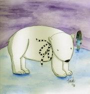 La fillette et l'ours 3.