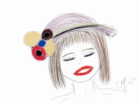My New Hat. Carolyn Delaney Carolyn Delaney Akande