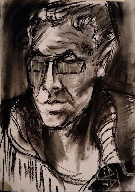 Portrait de Olivier. Jean-Baptiste Luraine Savoir Être Heureux En Ce Monde Ci