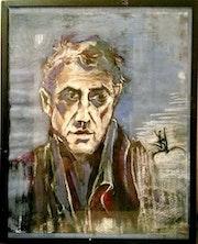 Portrait de Olivier matinal.