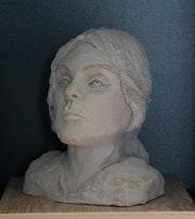 Suzanne Valadon d'après son autoportrait.