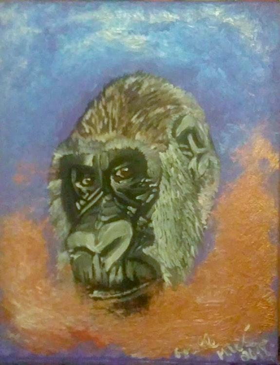 Gorille. Mireille Vast Mireille Vast