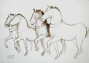 Die Pferde von San Marco 1 (1986). Hajo Horstmann