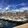 Vue sur le Vieux Port…. Sophie Rac