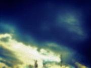 Flou dans le ciel.