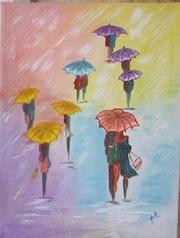 Les passagers de la pluie.
