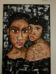 Sister love. Sabine Mania