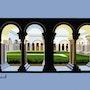 2018-02-06 Cloitre de l'abbaye de Silvacane. Michel Normand