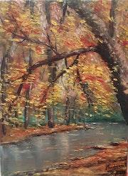 Ruisseau. Farid Haddadi