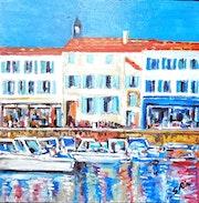 Port de La flotte - Quai1. Sergio