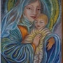 Vierge et l'Enfant Comtemporaine !. Lainetmoi