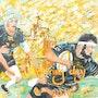 Rugby asr La Rochelle 2. Sergio