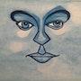 Des bleus a l'ame. Evelyne Patricia Lokrou