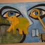 Une memoire d'elephant. Evelyne Patricia Lokrou