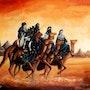 Les Seigneurs du Désert. Redha
