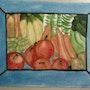 Legumes et fruits. Evelyne Patricia Lokrou