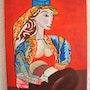 Femme de Pablo Picasso. Diana