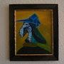 Portrait de femme de Pablo Picasso. Diana